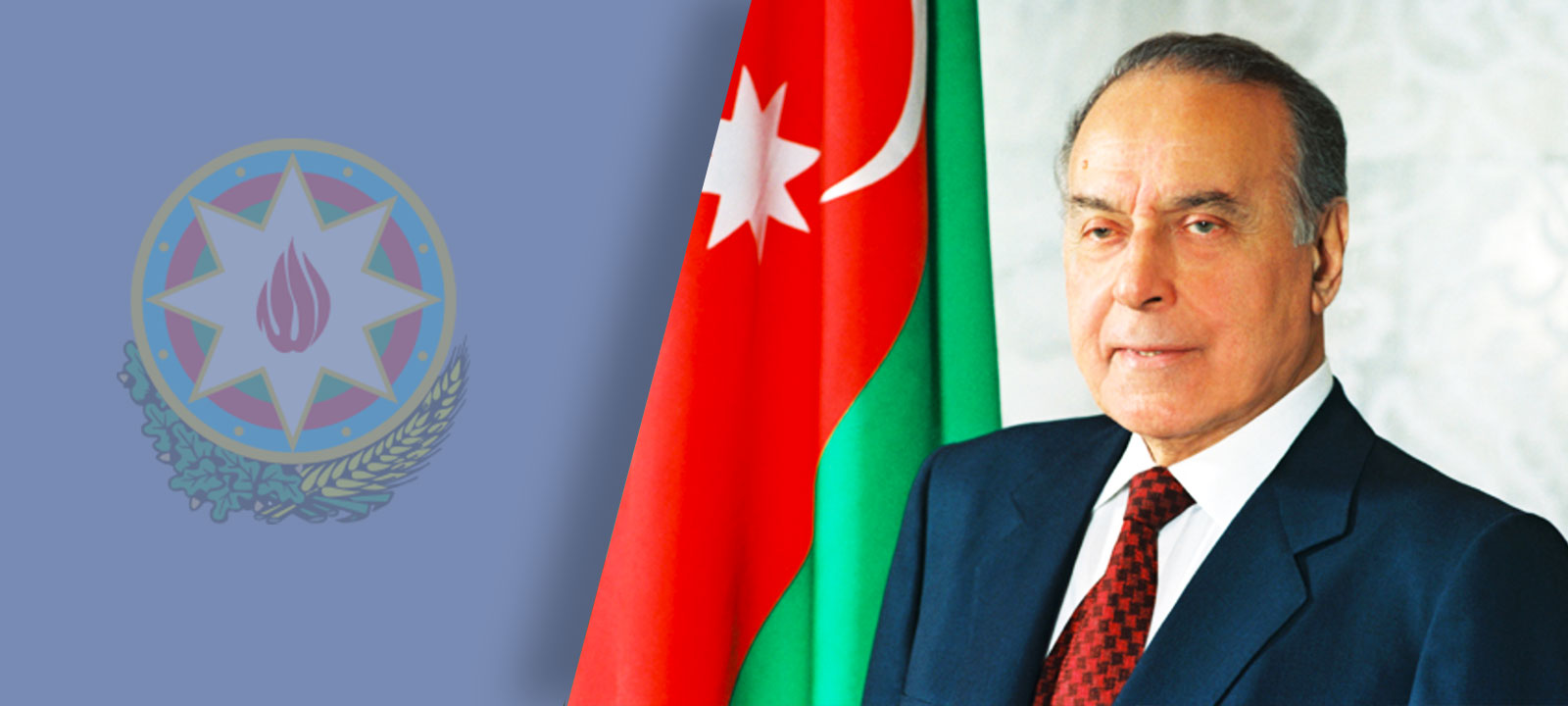 National Leader Heydar Aliyev